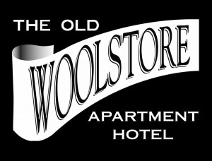 The Old Woolstore Logo